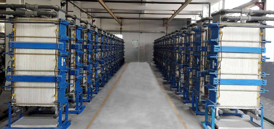 湖北万润新能源科技发展有限公司:1100m3/d硫酸铵废水脱盐、浓缩项目